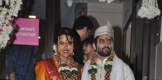 Sameera Reddy and Akshai Varde expecting first child