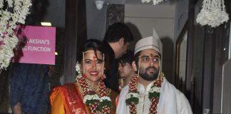 Sameera Reddy and Akshai Varde expecting first child