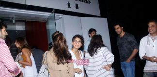 Kunal Kapoor and Bachchan family on a cozy dinner