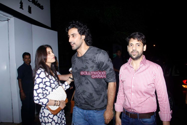Bachchan family dinner8