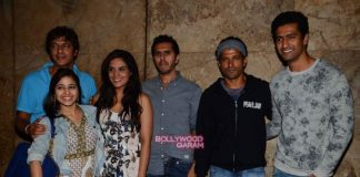 Farhan Akhtar and Chunky Pandey grace Masaan screening – Photos