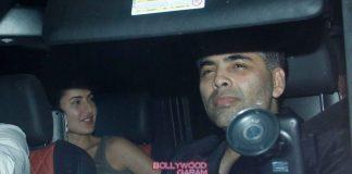 Ranbir Kapoor and Katrina Kaif at Aamir Khan's private bash