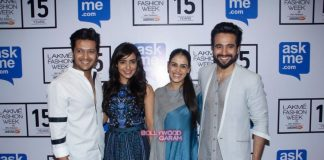 Lakme Fashion Week Winter/Festive 2015 Photos – Celebs on Day 3