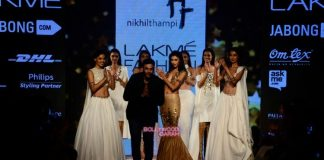 Lakme Fashion Week Winter/Festive 2015 Photos – Nikhil Thampi showcases collection on day 1