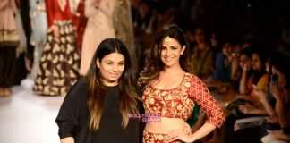Lakme Fashion Week Winter/Festive Photos – Nimrat Kaur walks for Payal Singhal on day 1
