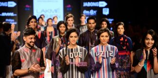 Lakme Fashion Week Winter/Festive 2015 Photos – Quirk Box showcases Love Story collection
