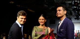Lakme Fashion Week Winter/Festive 2015 Photos – Vineet Rahul showcase Sunderban collection on Day 5