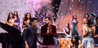 Lakme Fashion Week Winter/Festive 2015 Photos – Ranbir Kapoor turns showstopper on day 1