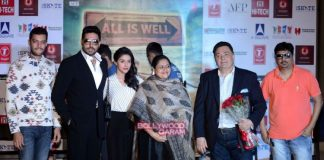 Abhishek Bachchan and Asin steal the show at All Is Well promotions