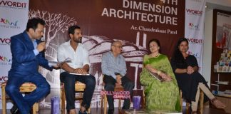 Asha Parekh and John Abraham launch Architect Chandrakant Patel's book – Photos