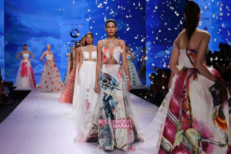 bridal india fashion week 16