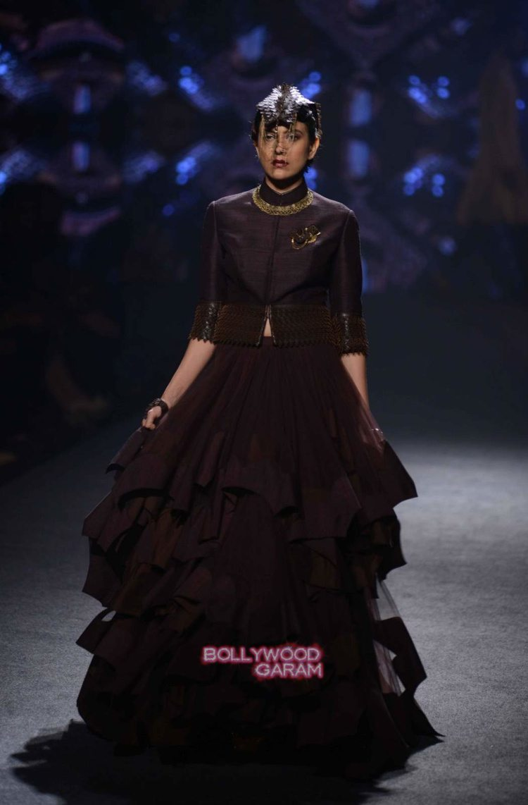 bridal india fashion week4
