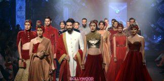 Bridal India Fashion Week – Designers showcase spectacular collection on day 4 – Photos