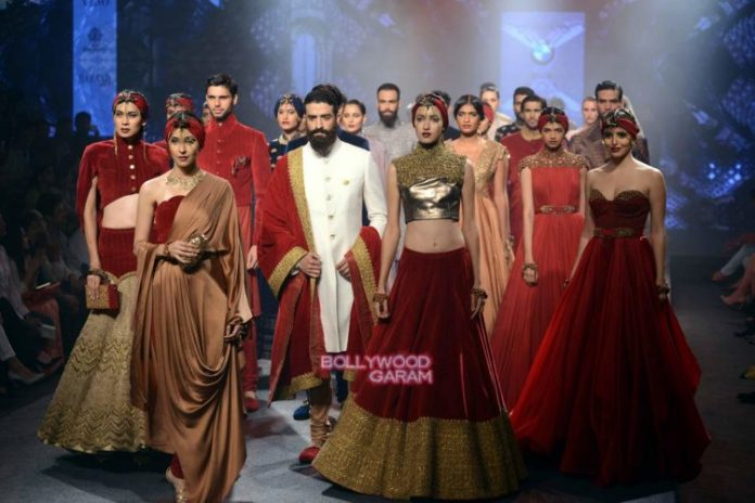 bridal india fashion week5