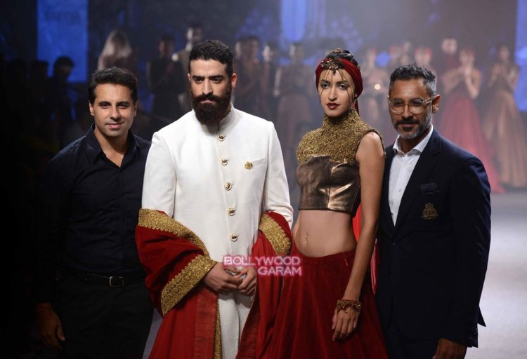 bridal india fashion week6