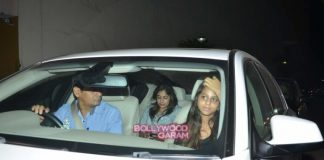 Star kids Suhana Khan and Aarav Kumar watch Brothers at Yash Raj Studios screening
