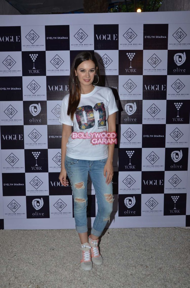 evelyn sharma NGO1