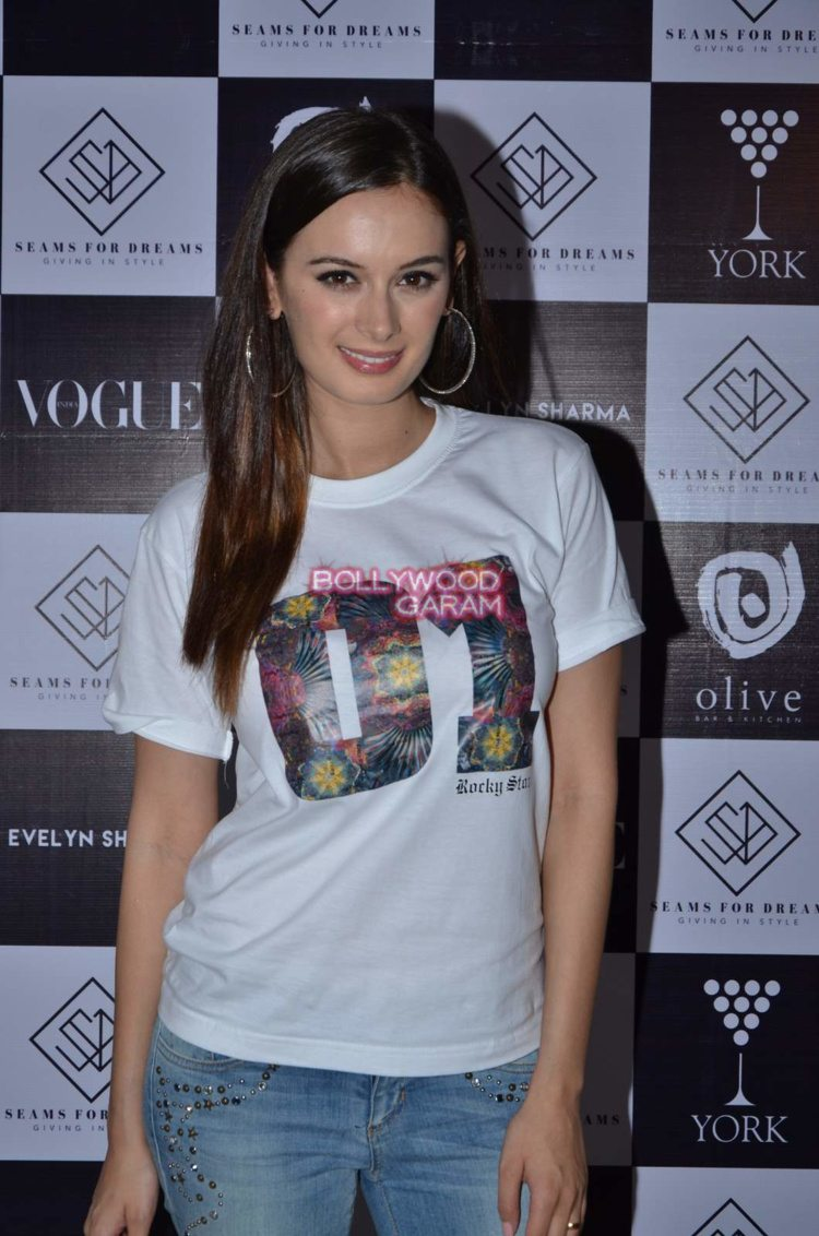 evelyn sharma NGO2