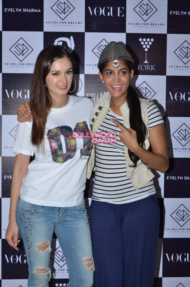 evelyn sharma NGO8
