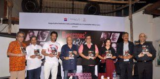 Indian filmmakers launch Director's Diaries book