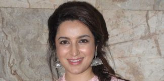 Tisca Chopra at Highway – Ek Selfie Aar Paar screening at Lightbox