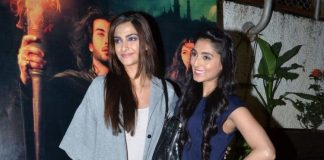 Celebs turn up for Jaanisaar special screening – Photos