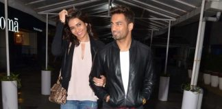 Karishma Tanna and Upen Patel in love as they watch All is Well together – Photos