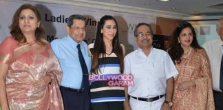 Karisma Kapoor shows support for Women's Wellness interactive session