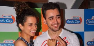 Kangana Ranaut and Imran Khan show off great chemistry at Katti Batti promotions – Photos