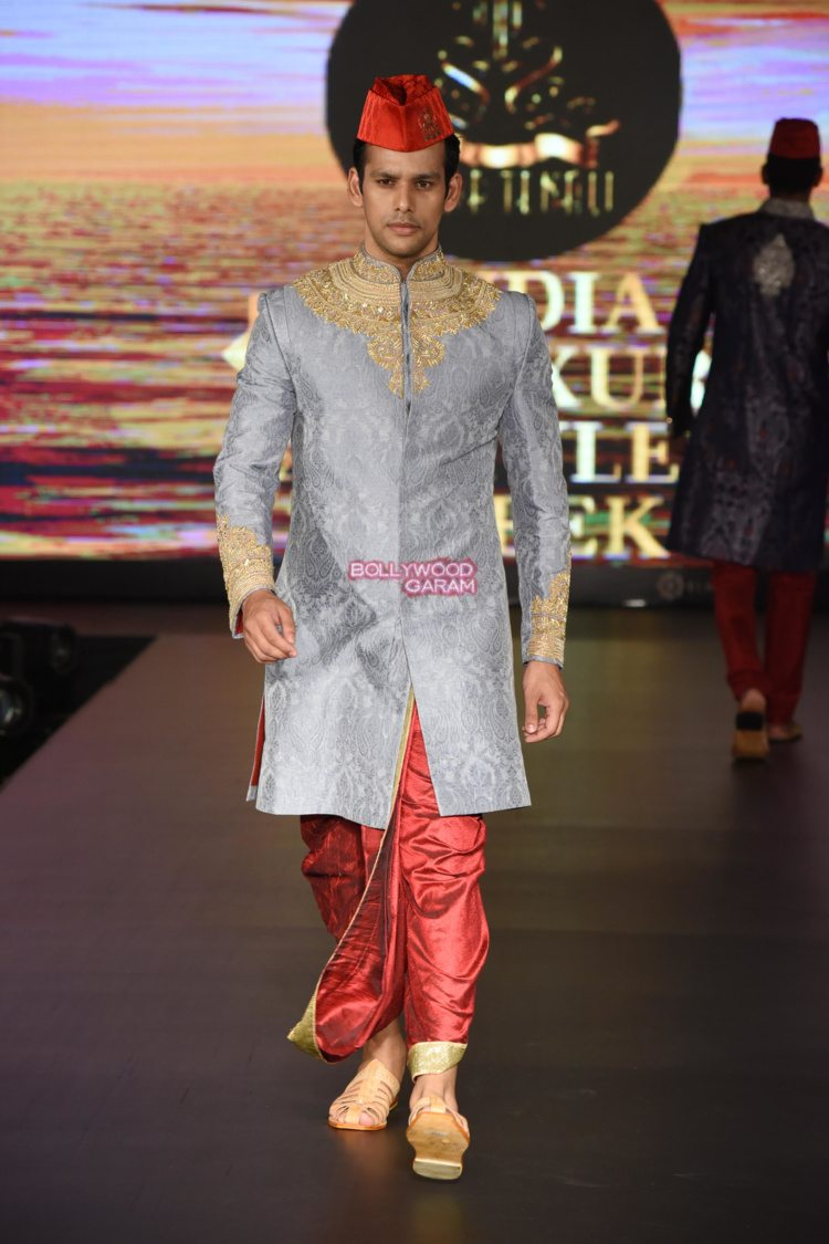 madhur on ramp13