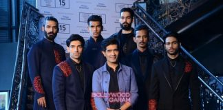 Manish Malhotra previews menswear collection for Lakme Fashion Week Winter/Festive 2015