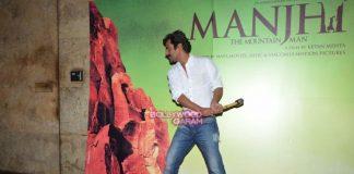 Kangana Ranaut and Nandita Das appreciate Manjhi at special screening – Photos