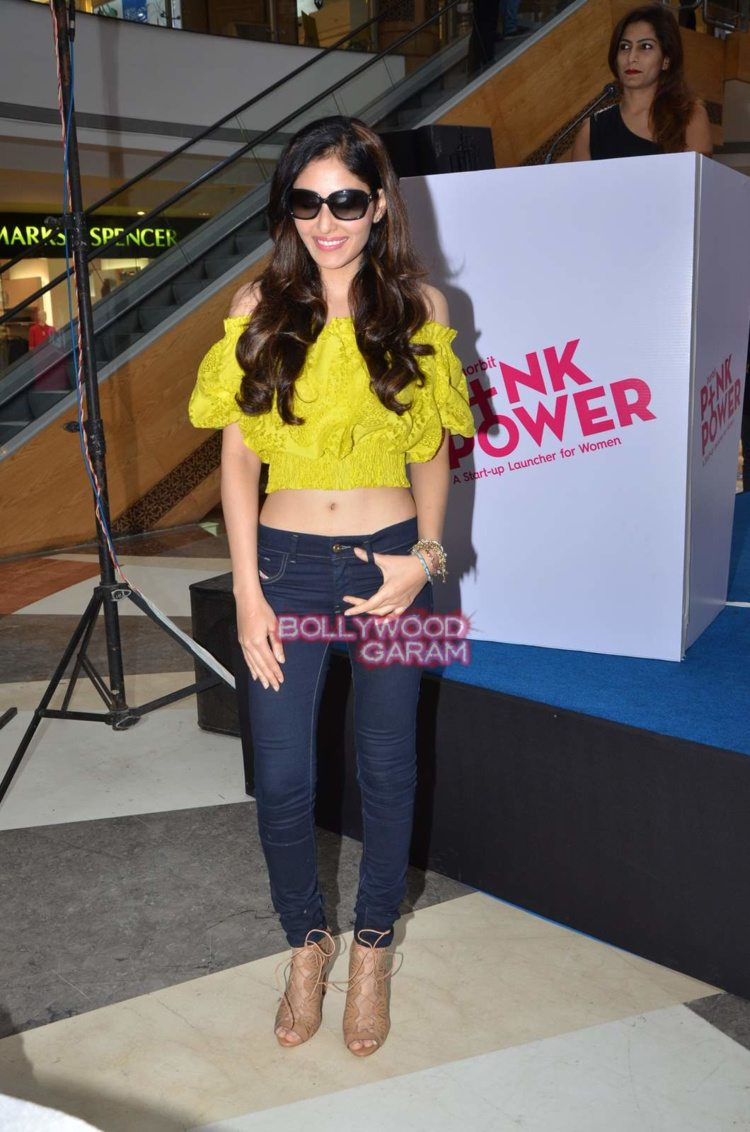 pooja chopra pink power1