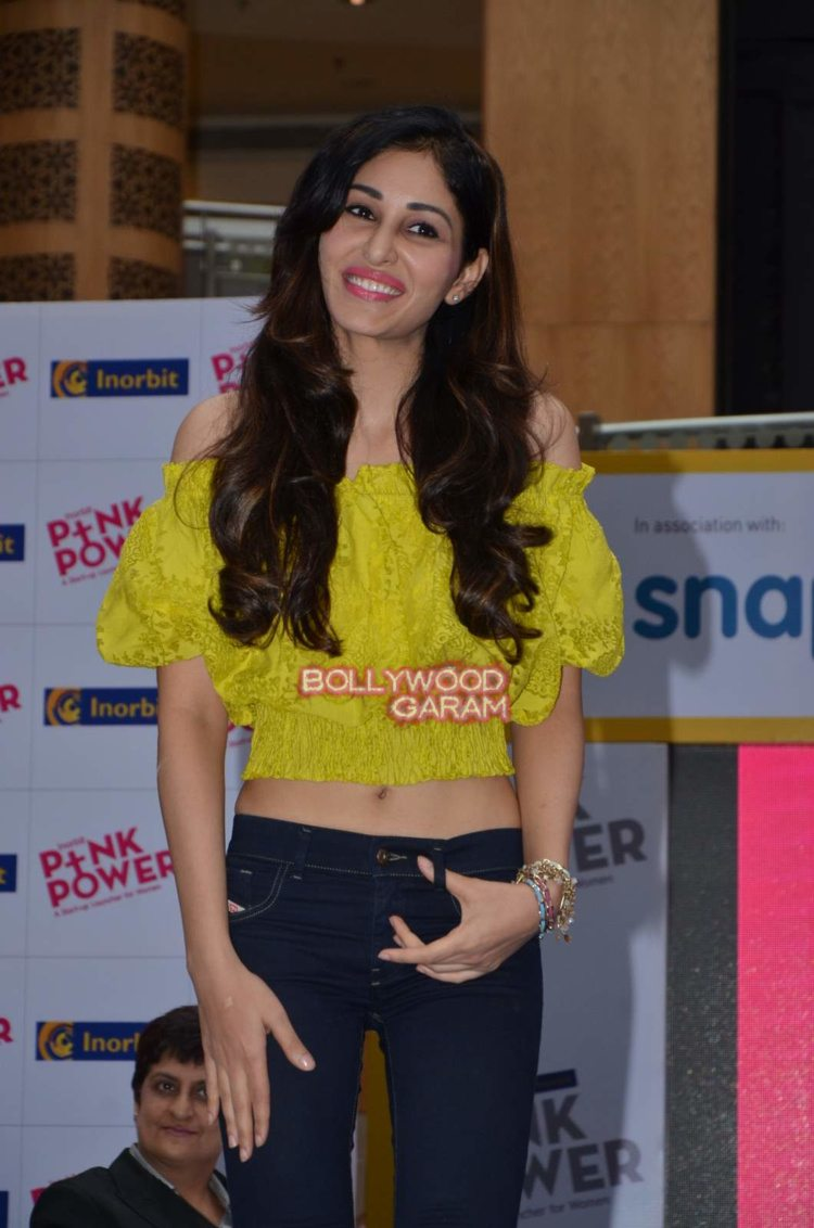 pooja chopra pink power8