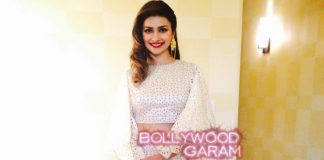 Prachi Desai turns heads at US event