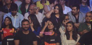 Katrina Kaif, Saif Ali Khan and Alia Bhatt witness Pro-Kabaddi finals – Photos