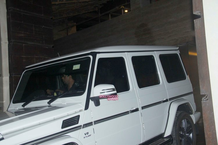 ranbir kapoor car1