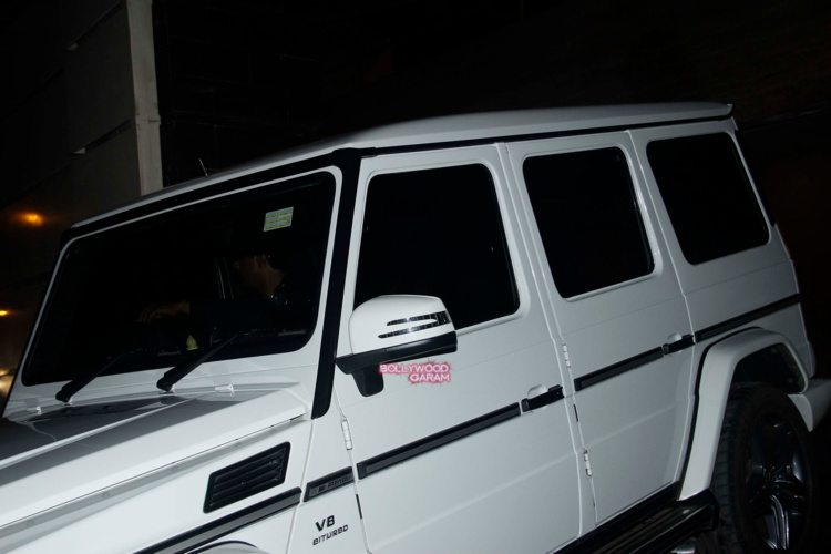 ranbir kapoor car2