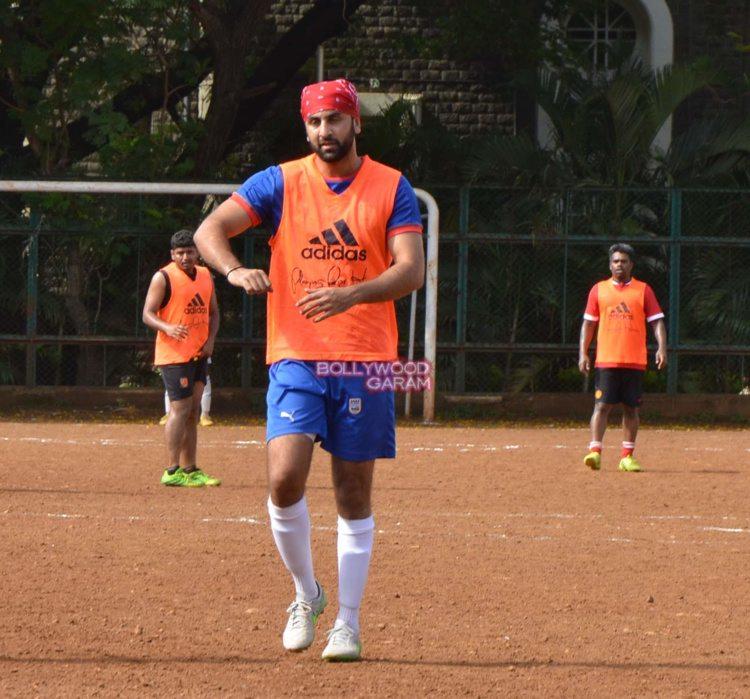 ranbir kapoor soccer1