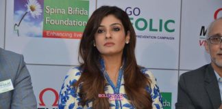 Raveena Tandon spreads awareness about GoFolic campaign