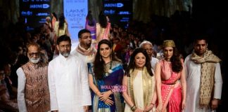 Lakme Fashion Week Winter/Festive 2015  Photos – Aditi Rao Hydari turns showstopper for Ritu Kumar