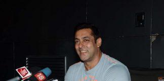 Salman Khan practicing French for Prem Ratan Dhan Payo