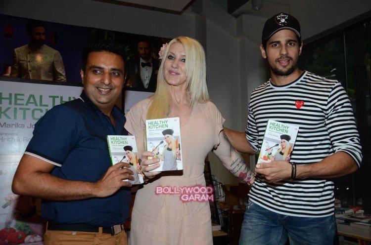 sidharth malhotra book7