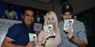 Sidharth Malhotra launches Marika Johansson's Healthy Kitchen book – Photos