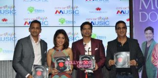 Sunidhi Chauhan and Shaan launch music inspired real estate township