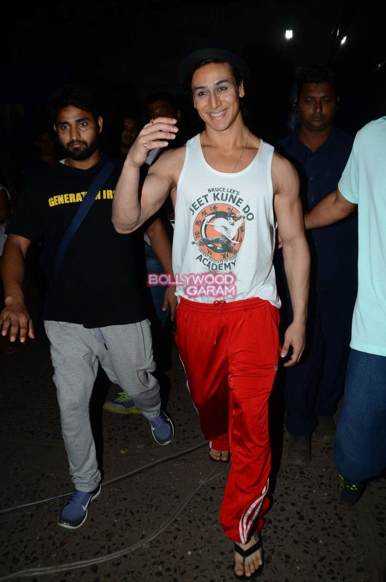 tiger shroff snapped1