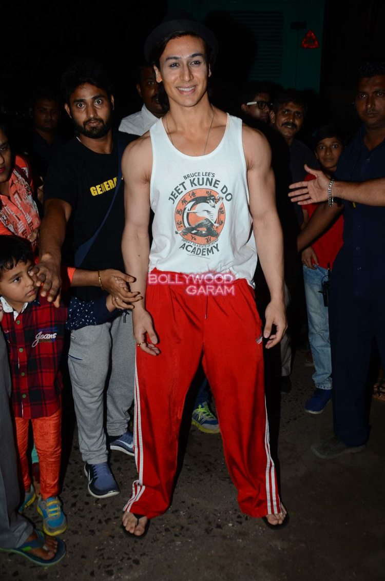 tiger shroff snapped7