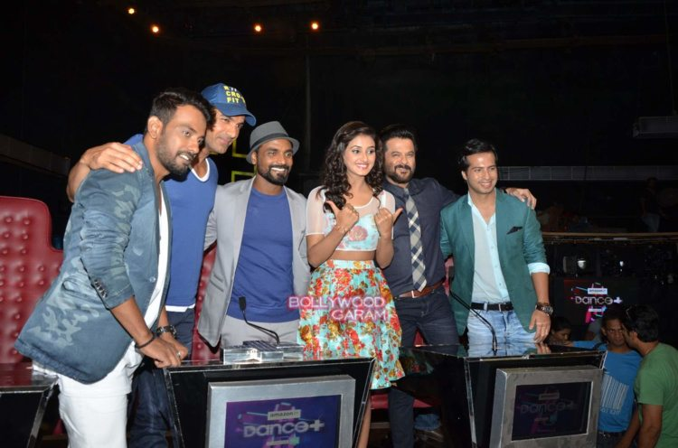 welcome back dance plus3