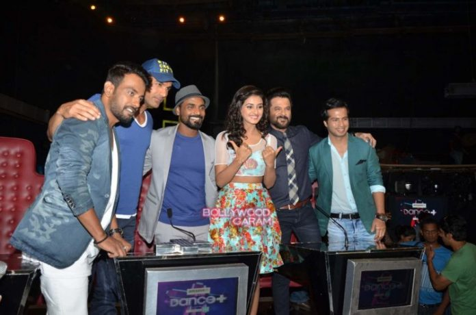 welcome back dance plus4