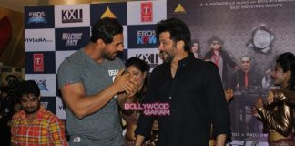 John Abraham and Anil Kapoor have fun at Welcome Back promotions – Photos
